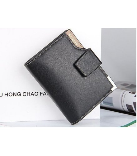 WA071 - Black Mens Card wallet