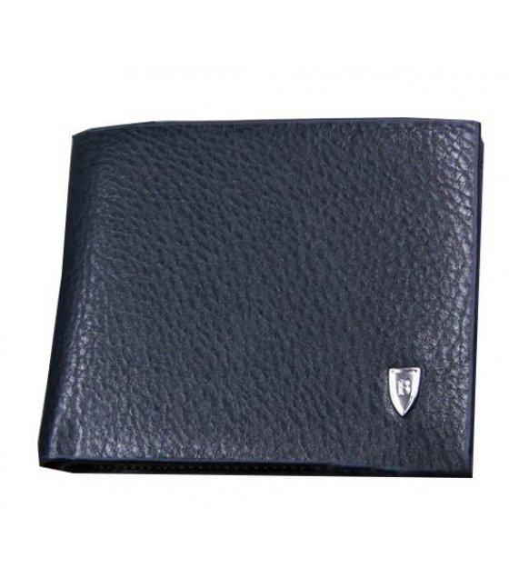 WA094 - Black Crocodile Skin Wallet