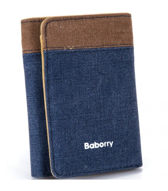 WA103 - Barberry Mens Wallet
