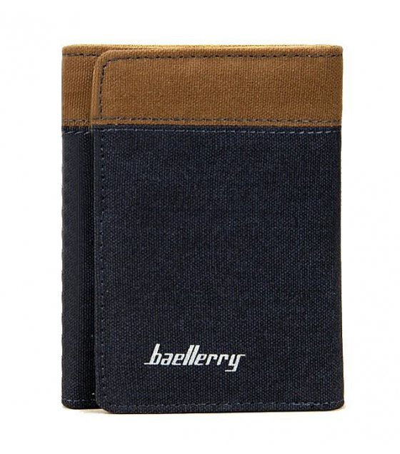 WA110 - Two Toned Mens Wallet
