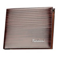 WA113 - Brown Mens Wallet