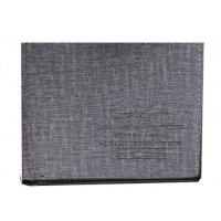 WA126 - Grey Men's Wallet