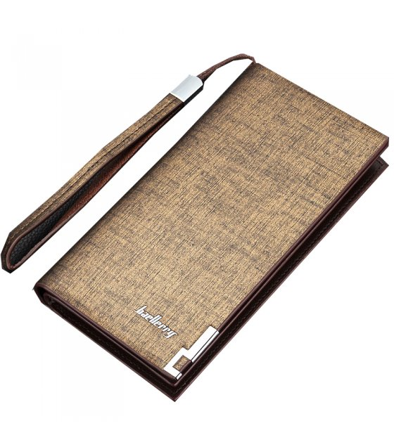 WA128 - Elegant Brown Men's Wallet