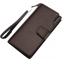 WA190 - Long zipper multi-card Wallet