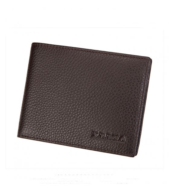 WA195  - Ultra thin Men's Leather Wallet