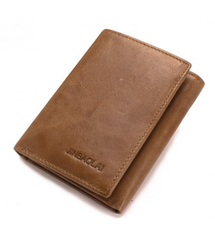 WA211 - Stylish Brown Men's Wallet