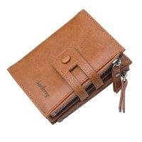 WA222 - Korean short Men's Wallet