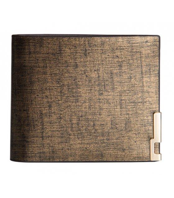 WA225 - Sandpaper Style Men's Wallet