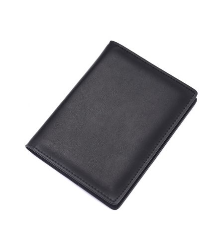WA228 - Retro leather passport Wallet