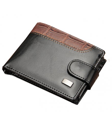 WA230 - Casual Button Wallet
