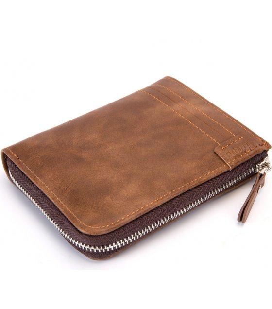 WA235 - Retro RFID Men's Wallet