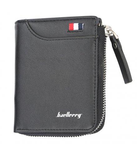 WA246 - Baellerry men's zipper wallet