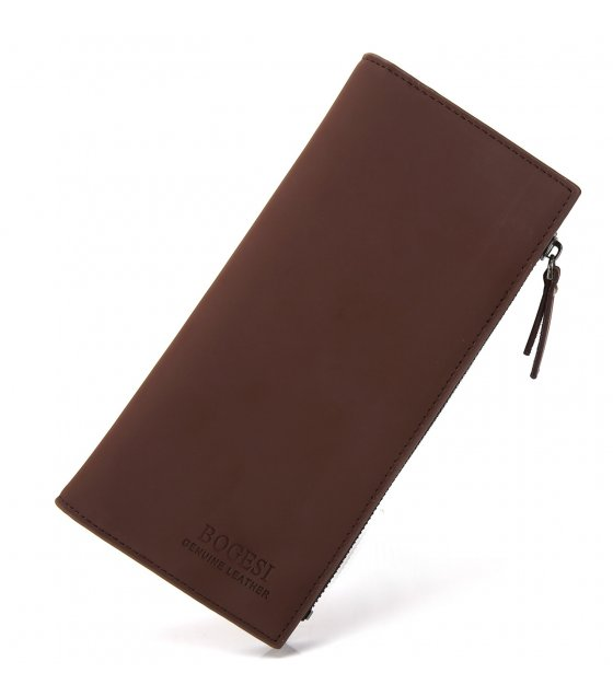 WA258 - Long zipper wallet