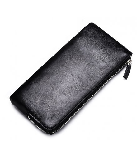 WA265 - Soft leather zipper Wallet