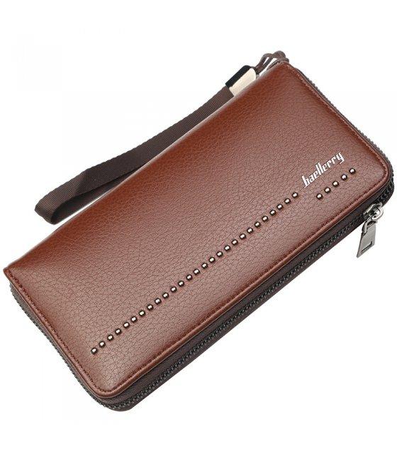 WA273 - Baellerry multi-functional zipper Wallet