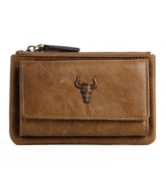 WA274 - Cowhide Tri-Fold Wallet