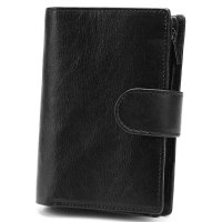 WA277 - Multi-functional Genuine Leather Men's Wallet