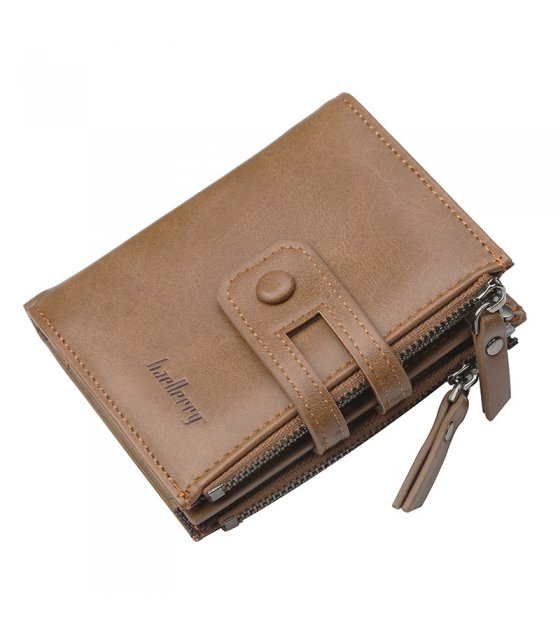 WA282 - Retro Men's Short Wallet
