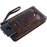 WA286 - Multi-Function Men's Clutch Wallet