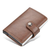 WA291 - Baellery Multi-Card Buckle Wallet