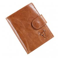 WA307 - Men's Anti-Theft Swipe Wallet