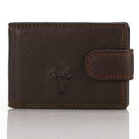 WA308 - Cowhide Leather Men's Wallet