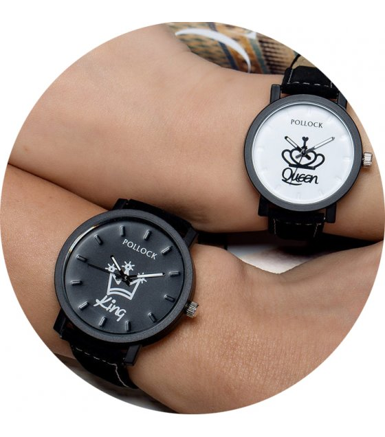 CW005 - King & Queen Couple Watches