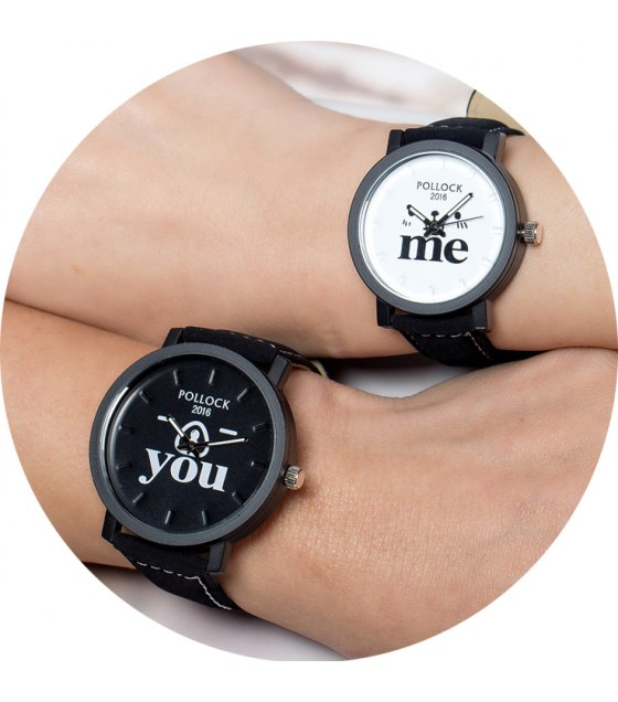 CW007 - You & Me Couple Watches