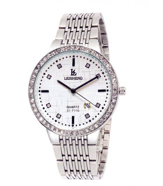 CW022 - Rhinestone Couple Watch