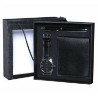 CW038 - Men's Watch & Wallet Gift Set