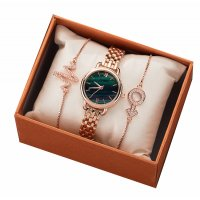 CW050 - 3 Piece Watch Box Exquisite Gift Set