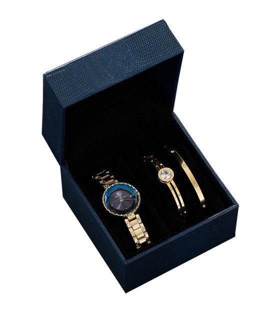 CW071 - ZONMFEI Fashion Watch Women's Gift Set