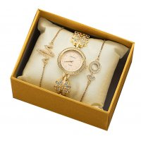 CW078 - 3 Piece Watch Box Exquisite Gift Set