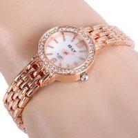 W279 - Platinum Rose Gold Watch