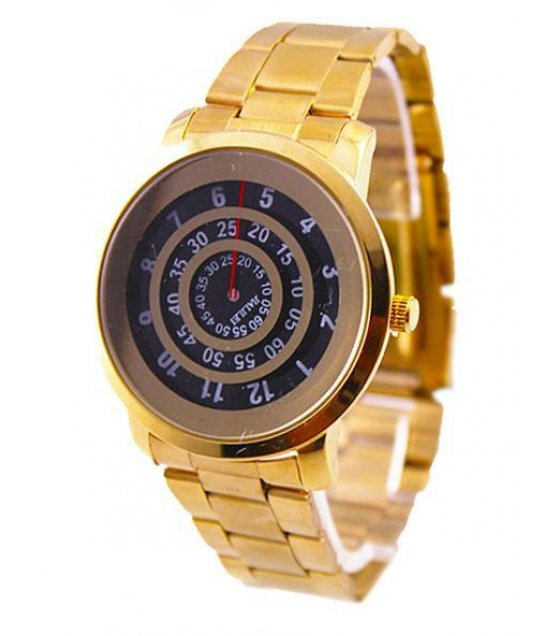 W1054 - Round Dial Rounds Watch