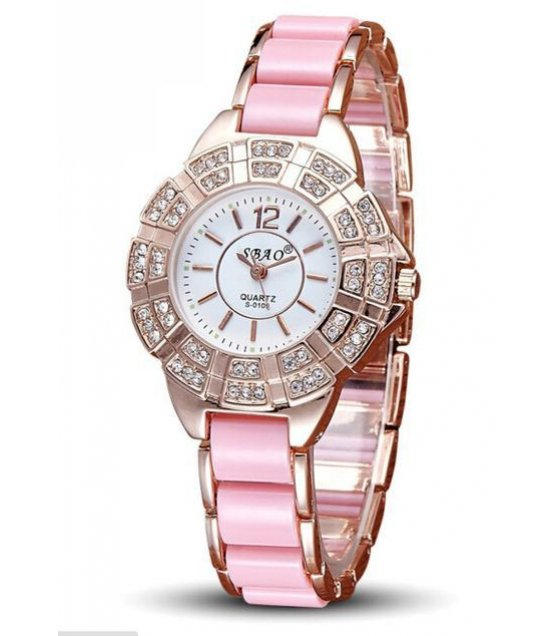W1070 - Rose Retro bracelet watch