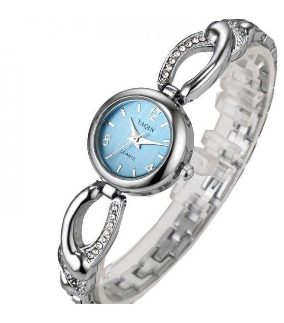 W1078 - Silver Model Bracelet watch