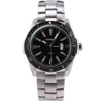 W1129 - CURREN Silver Strap Watch