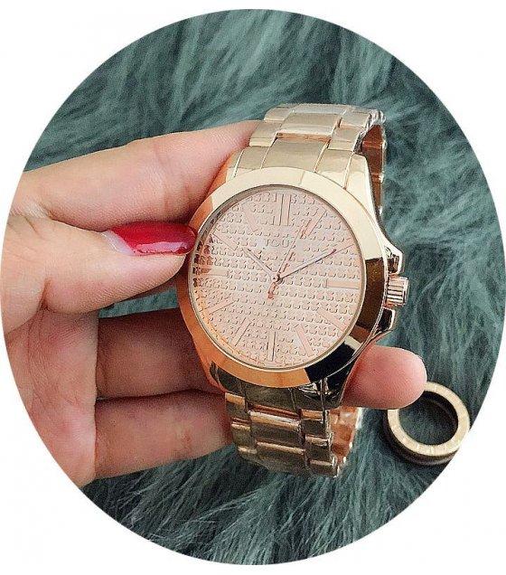 W1234 - Rose gold Tous Watch