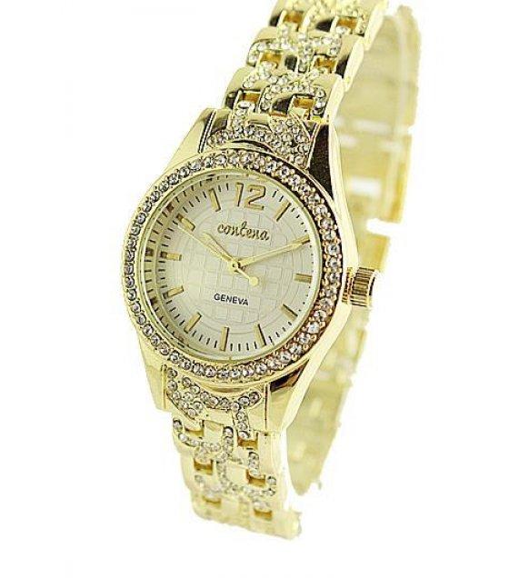 W1243 - Gold Contena Watch