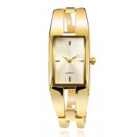 W1328 - Golden Fancy Bracelet watch