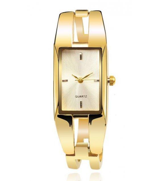 W1328 - Golden Fancy Bracelet watch