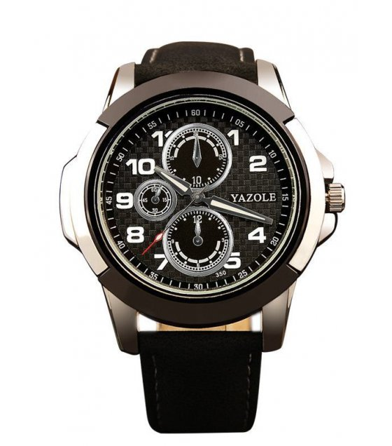 W1343 - Large dial mens sport watch