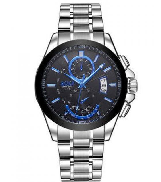 W1346 - Steel Male Fashion Watch