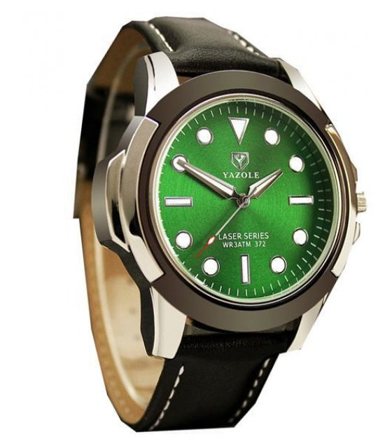 W1428 - Radiant Green Dial Watch