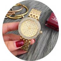 W1510 - Elegant Gold Watch