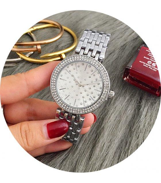 W1511 - Silver Contena Watch