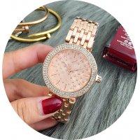 W1512 - Rose Gold Elegant Watch