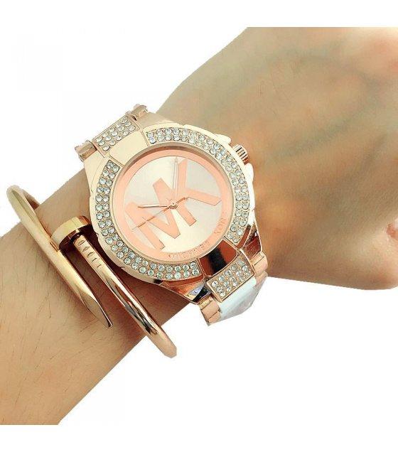 W1518 - White Dial MK Watch