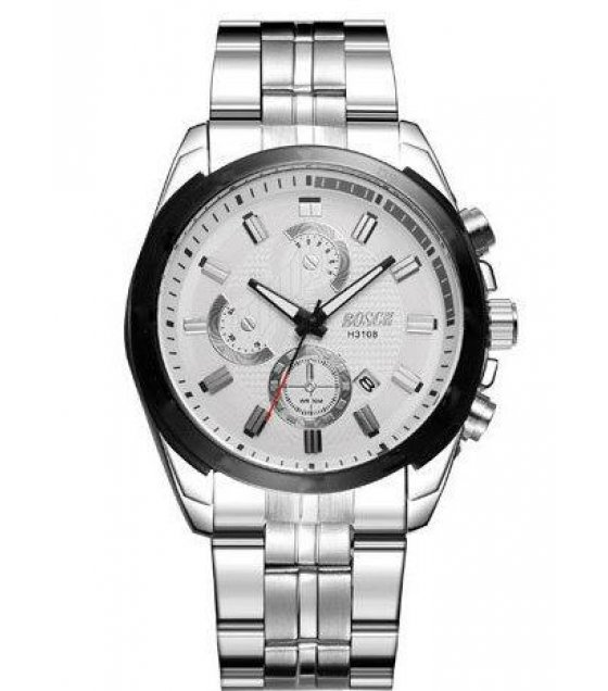 W1594 - Silver Bosch Watch